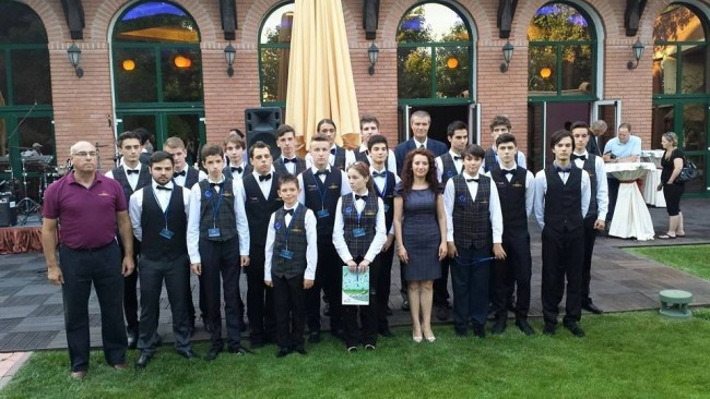 La Bucureşti, în căutarea noilor campioni mondiali de snooker