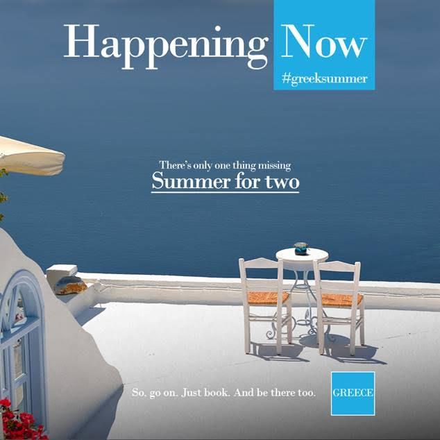 #GreekSummer: Grecii pornesc o campanie pentru stimularea turismului