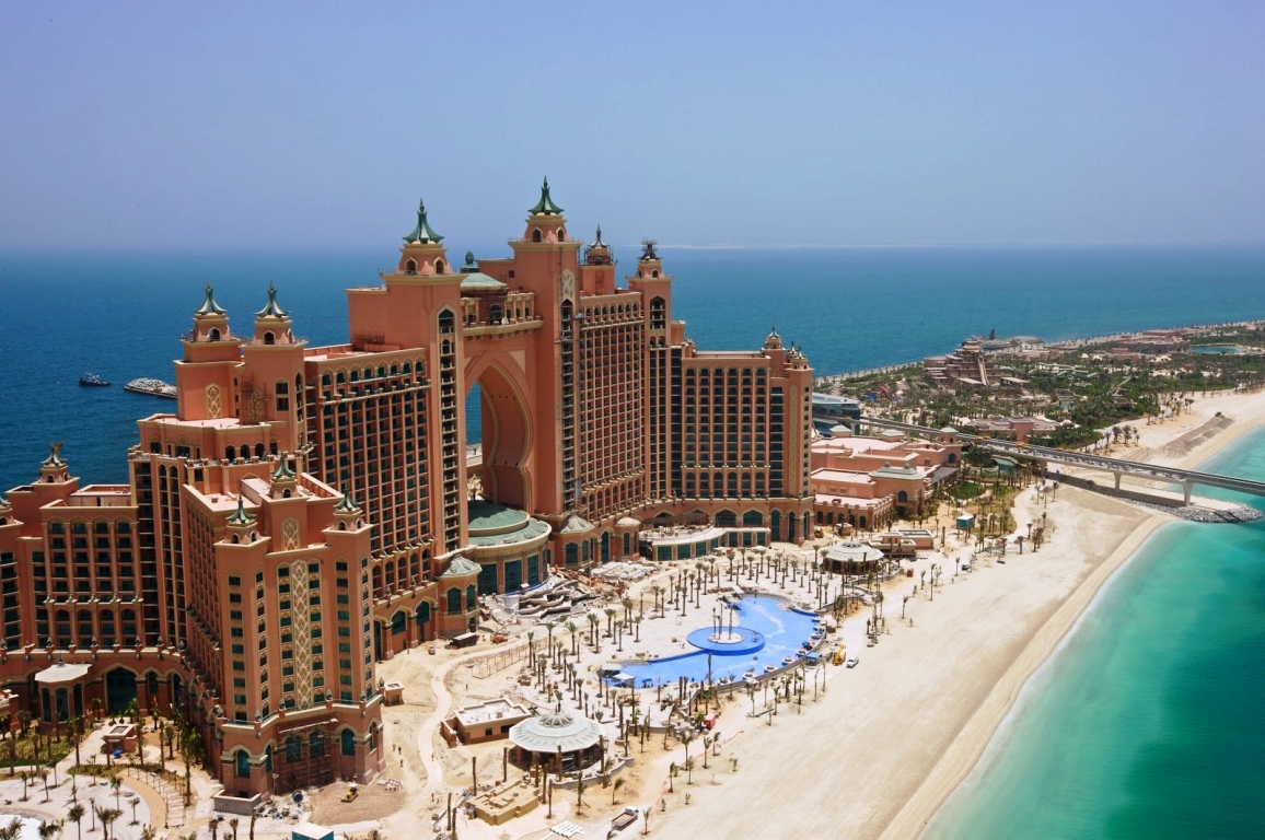 Revelion în Dubai, cu Paralela 45 şi flydubai
