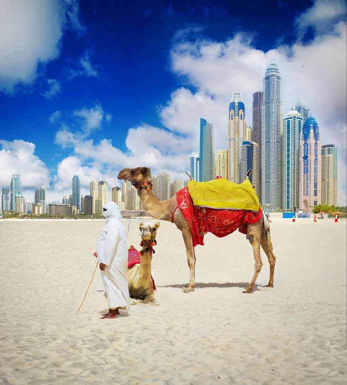 Dubai, capitala entertainment-ului
