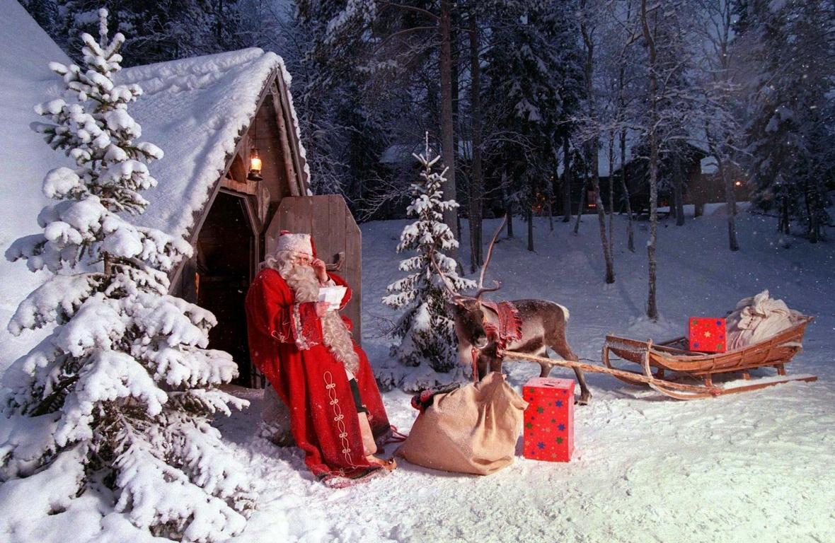 S-a dat startul la Laponia și la Moș Crăciun