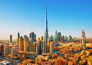 Dubai, o destinație caldă pentru iarnă
